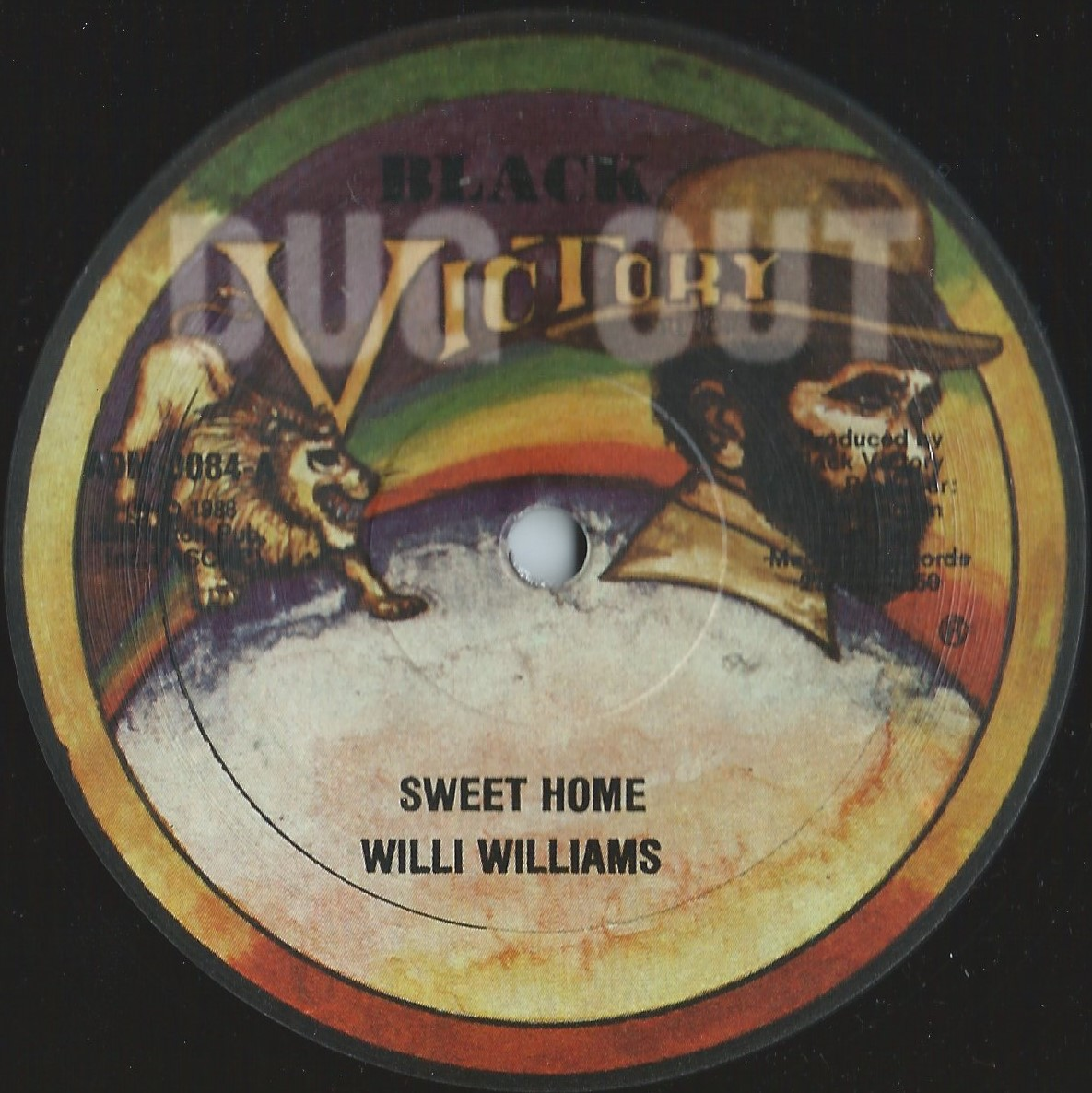WILLI WILLIAMS - HOME SWEET HOME