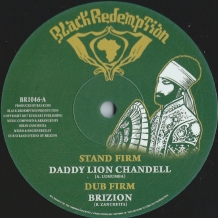"10"" DADDY LION CHANDELL - STAND FIRM"