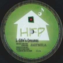 "10"" JAH'MILA - LIFE'S LESSONS"
