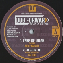 "10"" NISH WADADA - TRIBE OF JUDAH"
