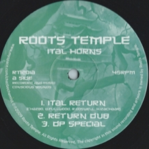 "12"" CHAZBO - ITAL RETURN/ROOTS MOUNTAIN"