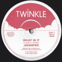 "12"" JENNIFER - WHATIS IT/DO HIS WORKS"