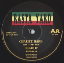 "12"" RAS MARCUS - WE ARE HERE/RAS TUFFY - CHALICE HARD"