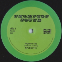 "12"" MYSTIC EYES - JUDGEMENT TIME"