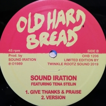 "12"" SOUND IRATION FT TENA STELIN - KING OF KINGS"