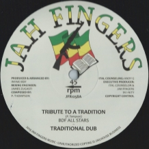 "12"" BDF ALL STARS - TRIBUTE TO A TRADITION"