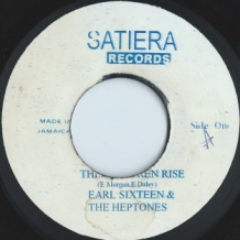 "7"" EARL SIXTEEN & THE HEPTONES - THE CHILDREN RISE"
