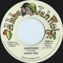 "7"" DANNY RED - JAHOVAH"