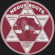 "7"" LACKSLEY CASTELL - UNKIND TO MYSELF"