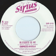 "7"" EMPRESS AYEOLA - BLESSED IS HE"