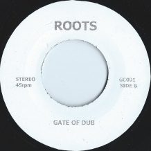 "7"" MIGHTY DIAMONDS - GATE OF ZION"