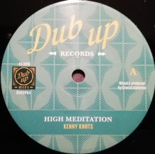 "7"" KENNY KNOTTS - HIGH MEDITATION"