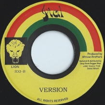 "7"" AFRICAN BROTHERS - LEAD US FATHER"