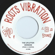 "7"" THE UPLIFTER - STRENGHT & POWER"