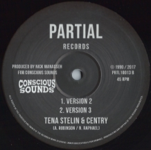 "10"" TENA STELIN - CANT TOUCH JAH"