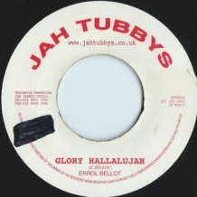 "7"" ERROL BELLOT - GLORY HALLALUJAH"