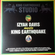 LP IZYAH DAVIS MEETS KING EARTHQUAKE