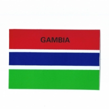STICKER GAMBIA