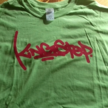 T-SHIRT KINGSTEP - XL