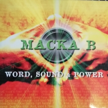 LP MACKA B - WORD SOUND & POWER