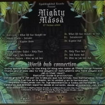 "DOUBLE 12"" MIGHTY MASSA - EP VARIOUS ARTISTS"